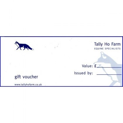 Tally Ho Farm Gift Voucher