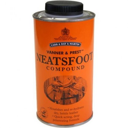 Vanner & Prest Neatsfoot Compound Oil