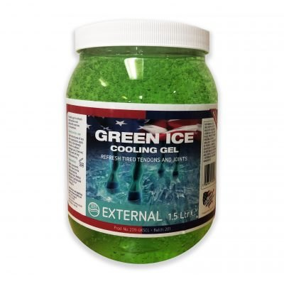 Equine America Green Ice Gel