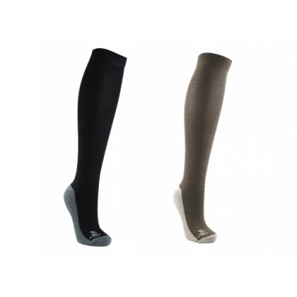 Woof Wear Equestrian Bamboo Long Socks