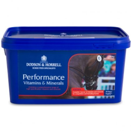 Performance Vitamins and Minerals 3.5kg