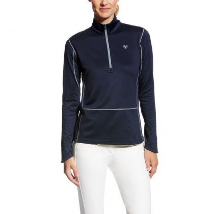 Ariat Women's Cadence Wool Quarter Zip