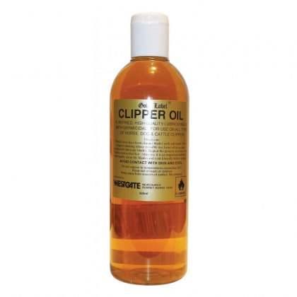 Gold Label Clipper Oil 500ml