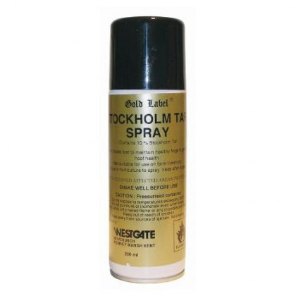Gold Label Stockholm Tar Spray