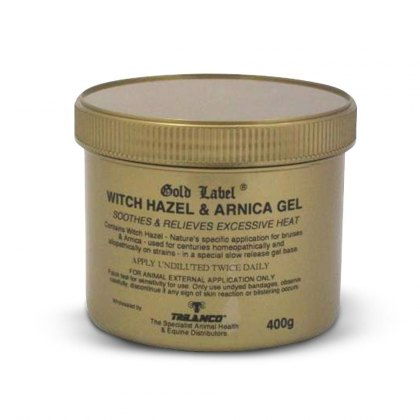 Gold Label Witch Hazel & Arnica