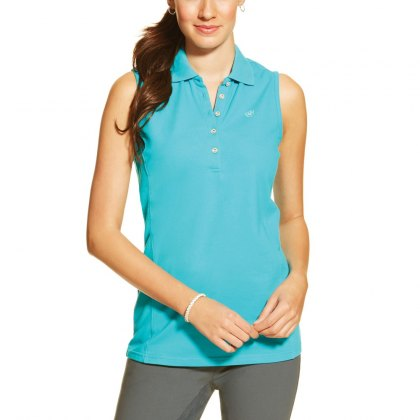 Ariat Women's Prix Sleeveless Polo