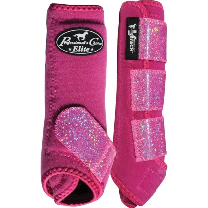 Professional's Choice VenTECH Elite Sports Medicine Boot Value 4-Pack Glitter