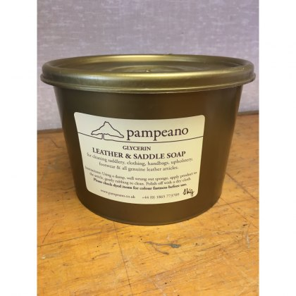 Pampeano Glycerin Leather and Saddle Soap