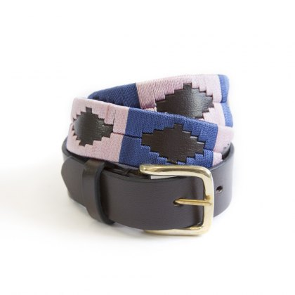 KM Elite Blush Polo Belt