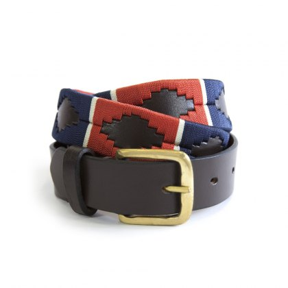 KM Elite Traditional Polo Belt