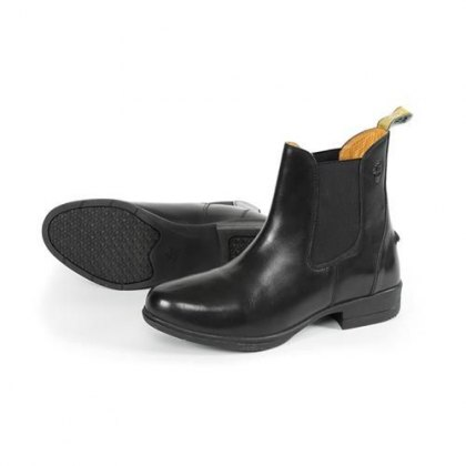 Shires Moretta Childrens Leather Jodhpur Boots