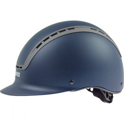 Uvex Suxxeed Active Riding Helmet Blue Mat