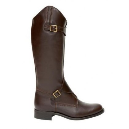 The Spanish Boot Company Children's Leather Polo/Riding Boots