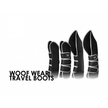 Woof Wear Travel Boots