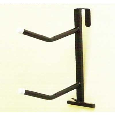Portable Hook-on Saddle Rack, Double Arm