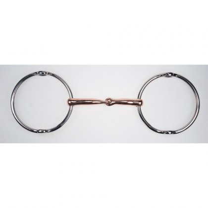 ABBEY Copper Jointed Thin Mouth Gag