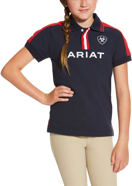 Ariat Kids New Team Polo