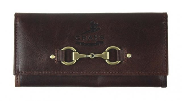 Grays Equestrian Lily Purse