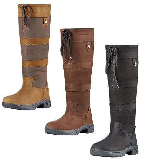 Dublin River Boots Footwear Tally Ho Farm Ltd