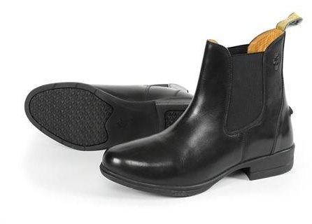 155beea43de Shires Moretta Childrens Leather Jodhpur Boots - Tally Ho Farm Ltd