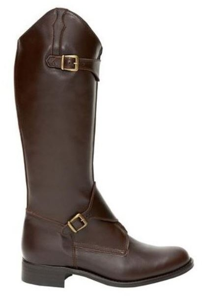 c43a73bb259 The Spanish Boot Company Children's Leather Polo/Riding Boots