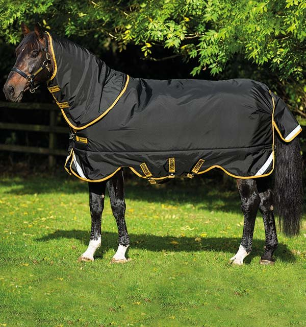 Horseware Rambo Supreme Turnout Heavy 420g SALE!!! - Turnout Rugs - Tally  Ho Farm Ltd
