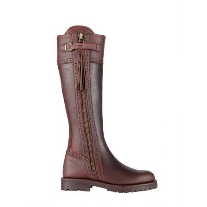 Spanish Riding Boots Classic: Tread sole