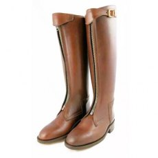 Casablanca Ladies Zipper Front Boots