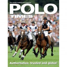 Subscription to Polo Times Magazine