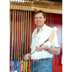 George Wood Fibre Cane Grass Polo Mallets