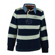 Horseware Boys Madison Rugby Shirt