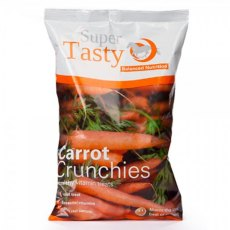 Super Tasty Carrot Crunchies