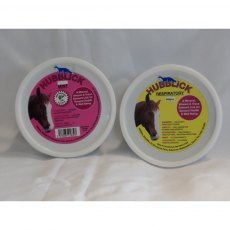 "HUBBLICK Respiratory ""The healthy lick for horses"""