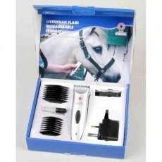Liveryman Flare Rechargeable Trimmer