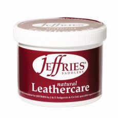 Jeffries Natural Leathercare