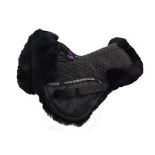 KM Elite Sheepskin Half Pad