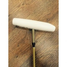 "George Wood Fibre Cane ""Small Head"" Arena Polo Mallets"