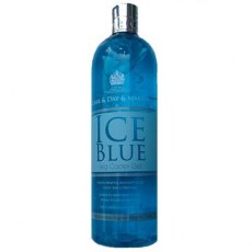 Ice Blue Leg Cooler
