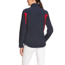 Ariat Women's New Team Softshell Jacket - Navy