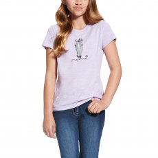 Ariat Girl's Party Animal Tee