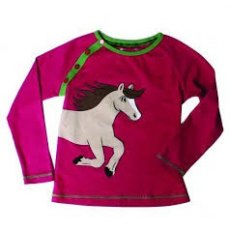 Horseware Kids Long Sleeve Pony Tee