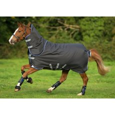 Horseware Amigo Bravo 12 Turnout Plus Medium 250g With New Disc Front Closure