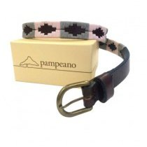 "Pampeano Pampa Polo Belt ""Mariposa"""