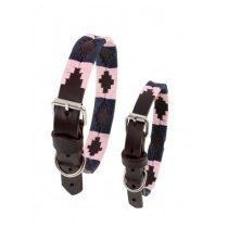"Pampeano - Leather Dog Collar ""Hermoso"""