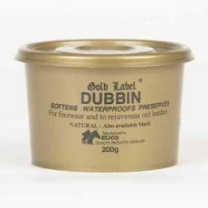 Gold Label Dubbin