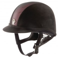 Charles Owen AYR 8 Riding Hat
