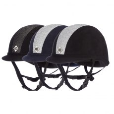 Charles Owen YR8 Sparkle Riding Hat