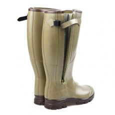 Gumleaf Royal Zip Wellington Boots