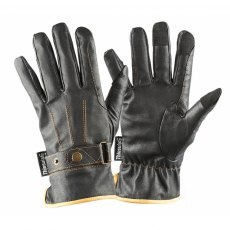 Dublin Leather Thinsulate Winter Riding Gloves