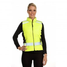 Equisafety Quilted Women's Gilet